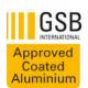 GSB AL 631 Gütesiegel Aluminiumbeschichtung
