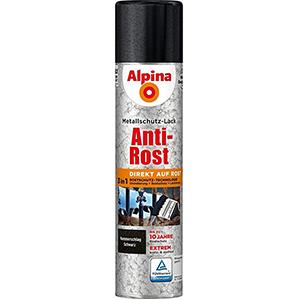 Alpina Metallschutz-Lack Anti-Rost