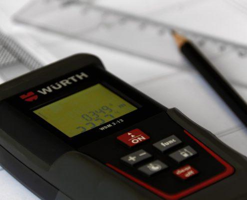 Beschichtungsberatung Messgerät
