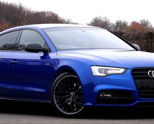 Keramikversiegleung Auto Audi
