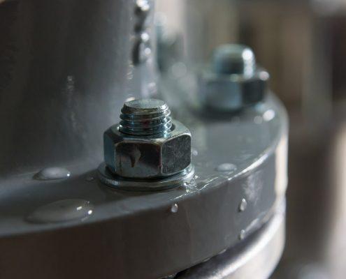 Wasserdichte Beschichtung Schraube Abdichtung
