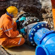 Rohrleitungsbeschichtung PU Beschichtung