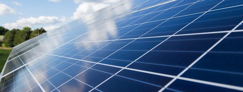 Beschichtung für Solaranlagen