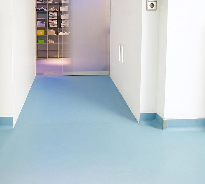 Beschichtungen Reinraumboden