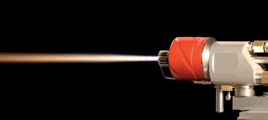Hochgeschwindigkeitsflammspritzen HVOF