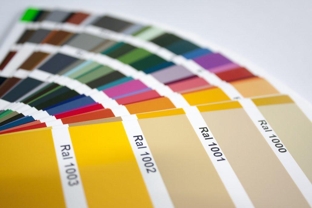 Ral Farben Ral Farben Tabelle Farbfacher Coating De