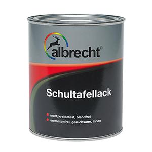 Albrecht Schultafellack Grün 375 ml