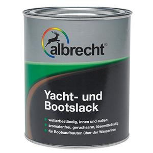 Albrecht Yacht- und Bootslack