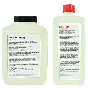 Martin Pauck Epoxidharz E45 Laminierharz