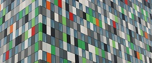 Pulverbeschichtung Muster Casa-Confetti