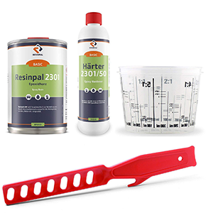 Resinpal 2301 Epoxidharz Set