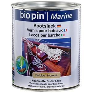 biopin Marine Bootslack