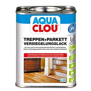 Aqua Clou Treppen+Parkett Versiegelungslack Acrylatdispersion