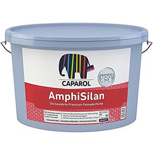 Caparol AmphiSilan Fassadenfarbe weiß