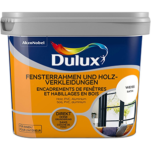 Dulux Fresh up Lack für Fensterrahmen und Verkleidungen