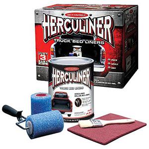 Herculiner Set Ladeflächenbeschichtung
