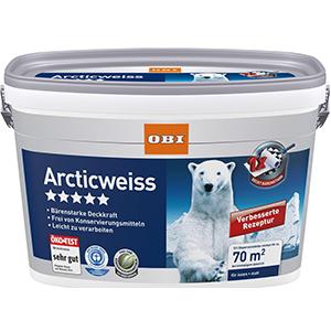 OBI Arcticweiss