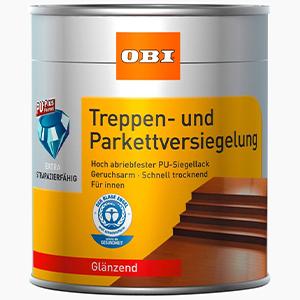OBI PU Treppen- und Parkettversiegelung