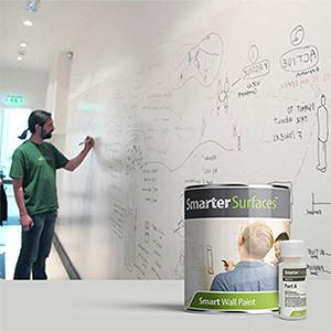 Smart Whiteboard Farbe