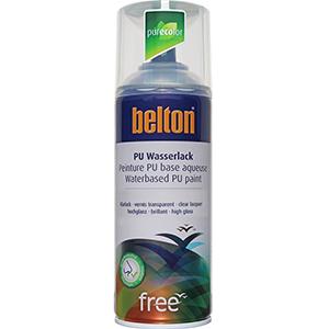 Belton PU Wasserlack Klarlack
