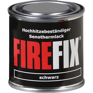Firefix hochhitzebeständiger Senothermlack schwarz