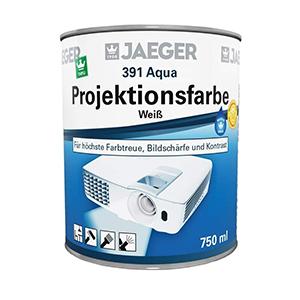 Jaeger 391 Aqua Projektionsfarbe weiß