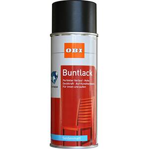 OBI Buntlack Spray
