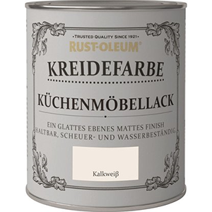 Rust-Oleum Kreidefarbe Küchenmöbellack