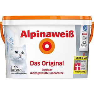 Alpinaweiß Das Original