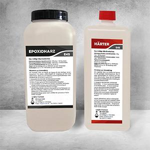 BBI Trade Epoxidharz mit Härter