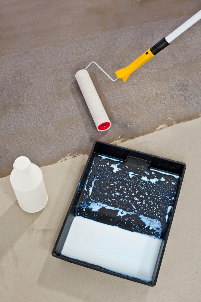 Extrem Epoxidharz Bodenbeschichtung | Epoxidharzboden - Coating.de GB01