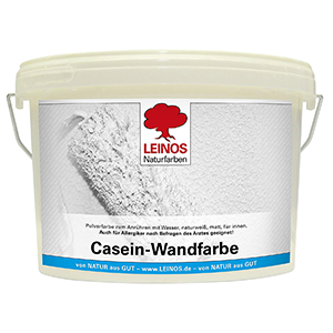 Leinos Casein Wandfarbe