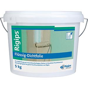 Rigips Flüssig-Dichtfolie