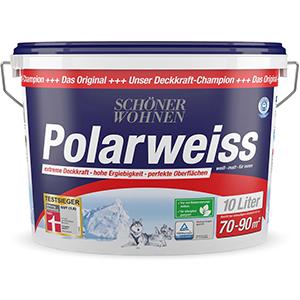 Schöner Wohnen Polarweiss 10 Liter