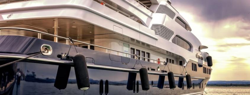 Professionelle Yachtlack Systeme