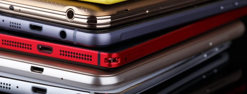 Smartphone Coatings